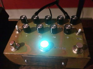 Industrialectric RM-1N reverb pedal Sarnia Sarnia Area image 1
