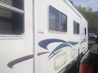 Must sell travel trailer