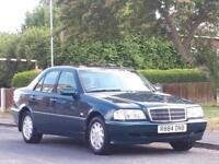 Mercedes-Benz C200 2.0 auto Elegance,FULL SERVICE HISTORY,LONG MOT,NICE CAR