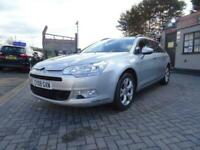 2009 Citroen C5 2.0HDi 16V VTR+ 5dr, CLICK AND COLLECT/DELIVERY Estate Diesel Ma