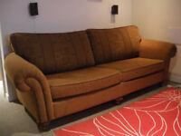 Sofa et Grande causeuse