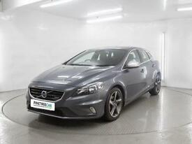 2013 VOLVO V40 1.6 TD D2 R Design 5dr start stop