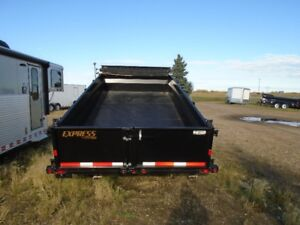 Rainbow Dump Trailer Inventory Blowout!!