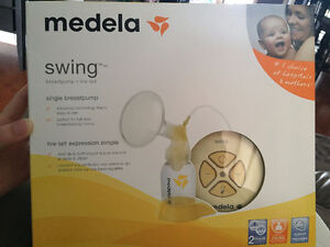 unboxed breast pump
