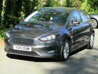 Ford Focus 1.5 TDCi Titanium**ZERO TAX**SAT NAV**BLUETOOTH**TOP SPEC**