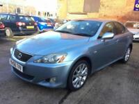 2007 Lexus IS 220d 2.2TD Sport Diesel 2 Owners Full Leather Seats Long Mot