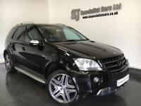 2010 Mercedes-Benz ML63 AMG 6.3 **62K Full History** Great options
