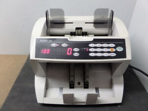 Glory GFB-800A Banknote Bill Money Counter w/ Magnetic Counterfe