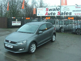 2014 VOLKSWAGEN POLO MATCH 1.4L ONLY 20,293 MILES, 1 OWNER FROM NEW