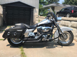 2003 Harley Davidson Road King Classic Anniversary Edition