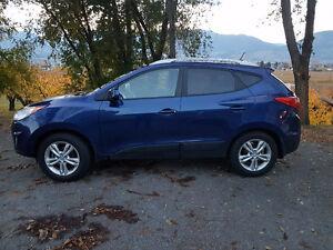 2011 Hyundai Tucson GLS SUV