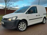 VW CADDY 1.6 TDI CR20 2012\12 REG WHITE ONLY £4490 NO VAT !!!