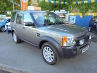 2008 08 LAND ROVER DISCOVERY 3 TDV6 XS AUTO IN STORNAWAY GREY # SUPER EXAMPLE #