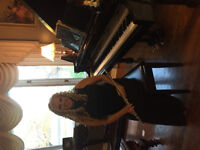 Private Piano/Voice and Flute Lessons