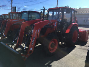 2017 ZETOR MAJOR 80 TRACTOR AND BLOWER