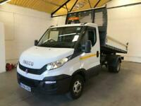 2016 Iveco Daily 35C13 SINGLE CAB TIPPER TRW