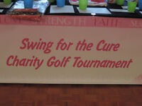 3rd Annual Swing for the Cure Charity Golf Tournament