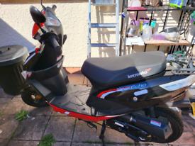 Lexmoto echo 49cc moped