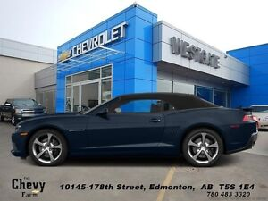 2014 Chevrolet Camaro 2SS   Camera - Heated Leather Seats