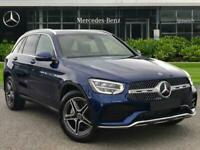 2021 Mercedes-Benz GLC CLASS GLC 220d 4Matic AMG Line 5dr 9G-Tronic Auto Estate