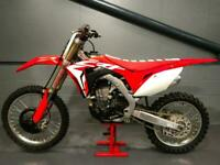 Crf 450 Motorbikes Scooters For Sale Gumtree