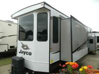 Jayco Bungalow 40 LOFT Destination Trailer,Showmans,Caravan,RV,5th Wheel,static.