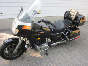 1984 Goldwing GL 1200 for sale as complete project or parts bike