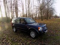2005 Land Rover Discovery 3 2.7TD V6 SE nvs ltd