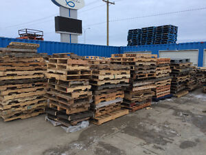 FREE PALLETS FOR CRAFTS, FIREWOOD, OR PALLETS