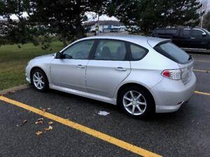 2009 Subaru Impreza 2.5L 5 Door Hatchback