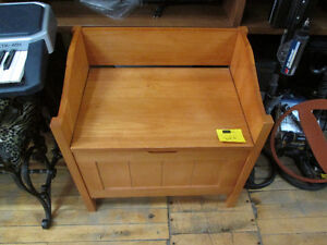 Wooden Storage Seat For Sale - NOW 25% OFF -