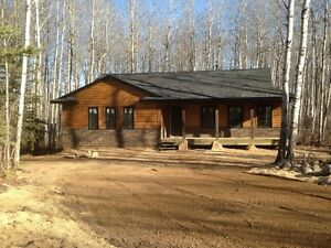 Beautiful Cabin for rent at Delaronde Lake