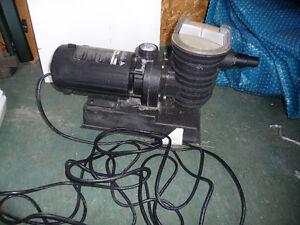 Pompe pour piscine gonflable - Blow up pool pump
