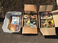 Old Style Commando Comic Books