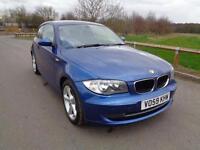 2009 BMW 1 Series 2.0 118d Sport 3dr