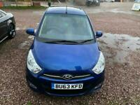2013 Hyundai i10 1.2 Active 5dr HATCHBACK Petrol Manual