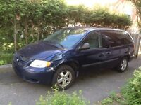 Dodge Grand Caravan 2005 a Vendre!
