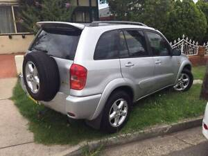 2001 Toyota RAV4 Wagon Roselands Canterbury Area Preview