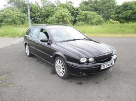 2004 Jaguar X-TYPE 2.0D Sport ESTATE FULL MOT, FULL LEATHER