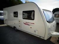 Avondale Mayfair 4 Berth 2008 Fixed Bed Single Axle Touring Caravan