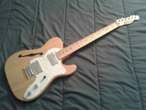 Squier Telecaster '72 Thinline