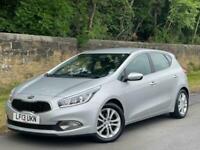 2013 Kia Ceed 1.6 GDi 16v 2 5dr Hatchback Petrol Manual