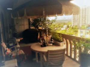 Downtown 9th Floor End Unit 1 Bedroom Condo Great View