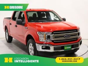 2018 Ford F-150 XLT 4X4 A/C MAGS CAM RECUL