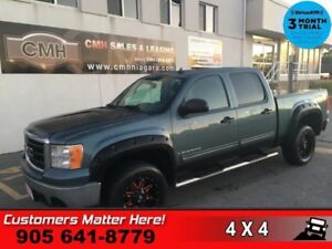 2008 GMC Sierra 1500 SLE  5.3L 4X4 CREW POWER GROUP ALLOYS