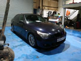 BMW 525i spares or repair 2006