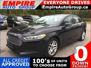 2013 FORD FUSION SE * POWER GROUP * BLUETOOTH * SAT RADIO SYSTEM
