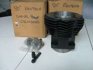 """Pair of 80"""" revtech cylinders"""