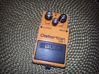 Boss DS-1 made in japan   du vrai vintage