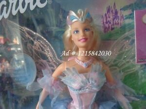 Swan Lake Barbie Doll Odette Ballerina Wings Light Up Mattel NEW Kitchener / Waterloo Kitchener Area image 3